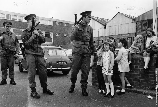 Northern Ireland The Troubles, 1970s (5)