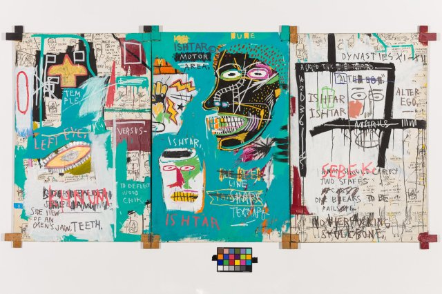 basquiat-boom-for-the-real-barbican-exhibition-curator-commentary_dezeen_2364_col_2