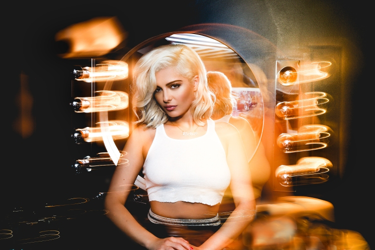 BEBE REXHA - stay amped