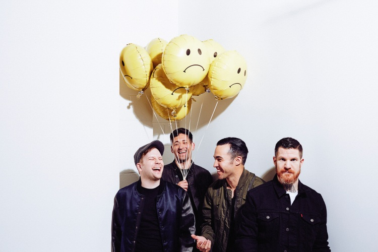 FALL OUT BOY 2 - stay amped. copy
