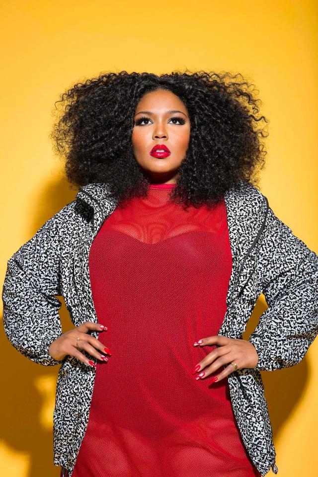 LIZZO - stay amped